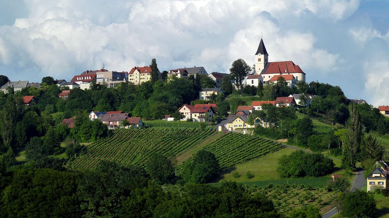 Impressionen aus dem steirischen Holler Vulkanland